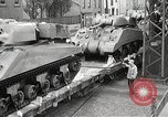 Image of US Army soldiers board trains for war United States USA, 1944, second 26 stock footage video 65675062823