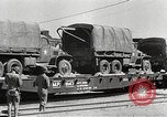 Image of US Army soldiers board trains for war United States USA, 1944, second 35 stock footage video 65675062823