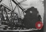 Image of US Army soldiers board trains for war United States USA, 1944, second 59 stock footage video 65675062823