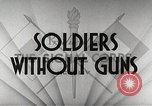 Image of United States soldiers European Theater, 1944, second 12 stock footage video 65675062825