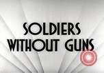 Image of United States soldiers European Theater, 1944, second 14 stock footage video 65675062825