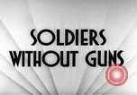 Image of United States soldiers European Theater, 1944, second 17 stock footage video 65675062825