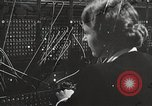 Image of telephone operator United States USA, 1944, second 2 stock footage video 65675062826