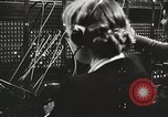 Image of telephone operator United States USA, 1944, second 3 stock footage video 65675062826