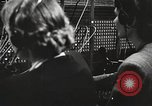 Image of telephone operator United States USA, 1944, second 4 stock footage video 65675062826