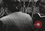 Image of telephone operator United States USA, 1944, second 7 stock footage video 65675062826