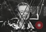 Image of telephone operator United States USA, 1944, second 33 stock footage video 65675062826