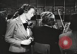 Image of telephone operator United States USA, 1944, second 55 stock footage video 65675062826