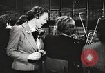 Image of telephone operator United States USA, 1944, second 56 stock footage video 65675062826