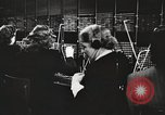 Image of telephone operator United States USA, 1944, second 59 stock footage video 65675062826