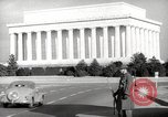 Image of Lincoln Memorial Washington DC USA, 1941, second 3 stock footage video 65675062830
