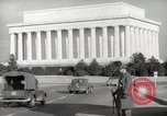 Image of Lincoln Memorial Washington DC USA, 1941, second 8 stock footage video 65675062830