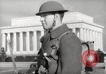 Image of Lincoln Memorial Washington DC USA, 1941, second 16 stock footage video 65675062830