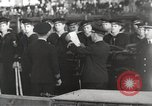 Image of US Navy submarines transferred to Britain and Poland New London Connecticut USA, 1941, second 3 stock footage video 65675062833