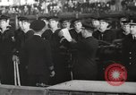 Image of US Navy submarines transferred to Britain and Poland New London Connecticut USA, 1941, second 10 stock footage video 65675062833