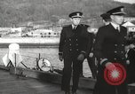 Image of US Navy submarines transferred to Britain and Poland New London Connecticut USA, 1941, second 23 stock footage video 65675062833
