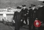 Image of US Navy submarines transferred to Britain and Poland New London Connecticut USA, 1941, second 25 stock footage video 65675062833