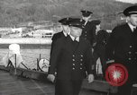 Image of US Navy submarines transferred to Britain and Poland New London Connecticut USA, 1941, second 26 stock footage video 65675062833