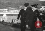 Image of US Navy submarines transferred to Britain and Poland New London Connecticut USA, 1941, second 27 stock footage video 65675062833