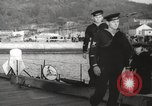 Image of US Navy submarines transferred to Britain and Poland New London Connecticut USA, 1941, second 31 stock footage video 65675062833