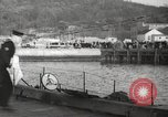 Image of US Navy submarines transferred to Britain and Poland New London Connecticut USA, 1941, second 32 stock footage video 65675062833