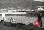 Image of US Navy submarines transferred to Britain and Poland New London Connecticut USA, 1941, second 35 stock footage video 65675062833