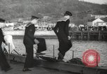 Image of US Navy submarines transferred to Britain and Poland New London Connecticut USA, 1941, second 37 stock footage video 65675062833