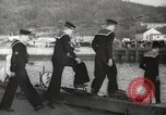 Image of US Navy submarines transferred to Britain and Poland New London Connecticut USA, 1941, second 38 stock footage video 65675062833