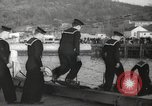 Image of US Navy submarines transferred to Britain and Poland New London Connecticut USA, 1941, second 40 stock footage video 65675062833