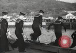 Image of US Navy submarines transferred to Britain and Poland New London Connecticut USA, 1941, second 41 stock footage video 65675062833