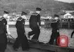 Image of US Navy submarines transferred to Britain and Poland New London Connecticut USA, 1941, second 43 stock footage video 65675062833