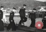 Image of US Navy submarines transferred to Britain and Poland New London Connecticut USA, 1941, second 44 stock footage video 65675062833