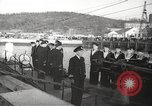 Image of US Navy submarines transferred to Britain and Poland New London Connecticut USA, 1941, second 45 stock footage video 65675062833