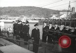 Image of US Navy submarines transferred to Britain and Poland New London Connecticut USA, 1941, second 46 stock footage video 65675062833