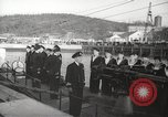 Image of US Navy submarines transferred to Britain and Poland New London Connecticut USA, 1941, second 47 stock footage video 65675062833