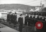 Image of US Navy submarines transferred to Britain and Poland New London Connecticut USA, 1941, second 48 stock footage video 65675062833
