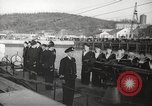 Image of US Navy submarines transferred to Britain and Poland New London Connecticut USA, 1941, second 49 stock footage video 65675062833