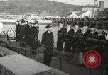 Image of US Navy submarines transferred to Britain and Poland New London Connecticut USA, 1941, second 50 stock footage video 65675062833