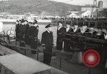 Image of US Navy submarines transferred to Britain and Poland New London Connecticut USA, 1941, second 51 stock footage video 65675062833