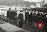 Image of US Navy submarines transferred to Britain and Poland New London Connecticut USA, 1941, second 52 stock footage video 65675062833