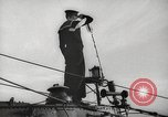 Image of US Navy submarines transferred to Britain and Poland New London Connecticut USA, 1941, second 56 stock footage video 65675062833