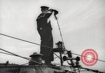 Image of US Navy submarines transferred to Britain and Poland New London Connecticut USA, 1941, second 58 stock footage video 65675062833