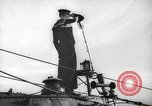 Image of US Navy submarines transferred to Britain and Poland New London Connecticut USA, 1941, second 61 stock footage video 65675062833