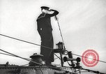 Image of US Navy submarines transferred to Britain and Poland New London Connecticut USA, 1941, second 62 stock footage video 65675062833
