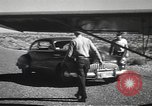 Image of armed guards protecting Hanford site nuclear facility Richland Washington USA, 1949, second 48 stock footage video 65675062835