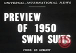 Image of American models Beverly Hills California USA, 1949, second 5 stock footage video 65675062836