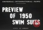 Image of American models Beverly Hills California USA, 1949, second 6 stock footage video 65675062836