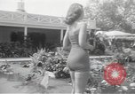 Image of American models Beverly Hills California USA, 1949, second 18 stock footage video 65675062836