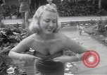 Image of American models Beverly Hills California USA, 1949, second 22 stock footage video 65675062836