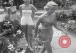 Image of American models Beverly Hills California USA, 1949, second 31 stock footage video 65675062836